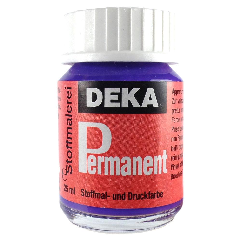 Tygfärg DEKA Perm. 50 ml Lila  2033 (6F)