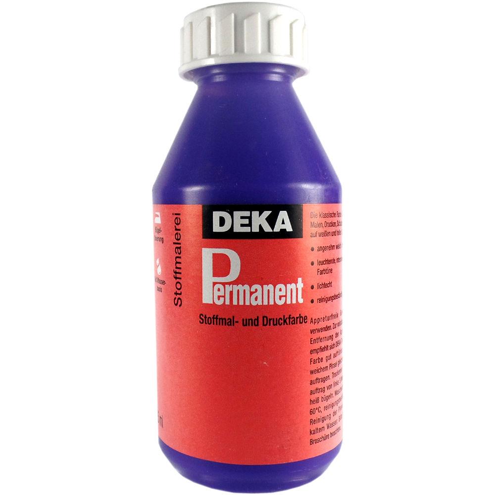 Tygfärg DEKA Perm. 125 ml Lila  2033