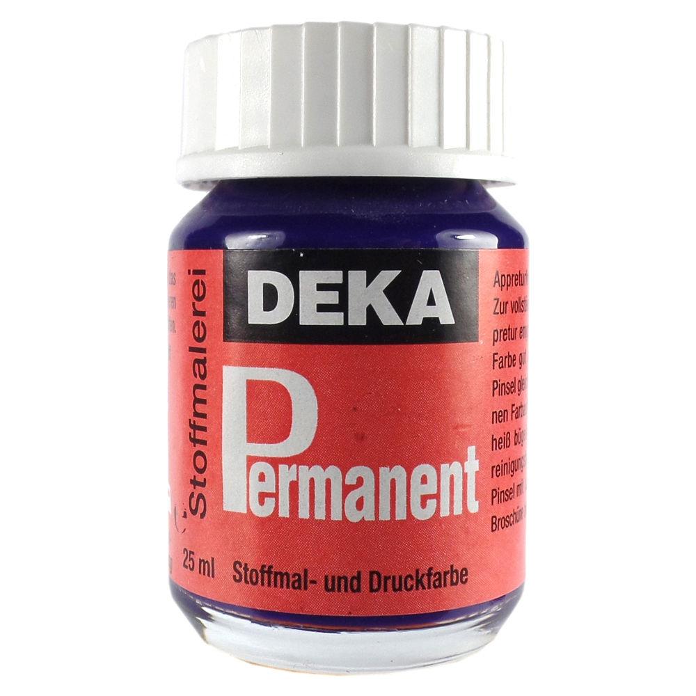 Tygfärg DEKA Perm. 50 ml Violet  2039 (6F)