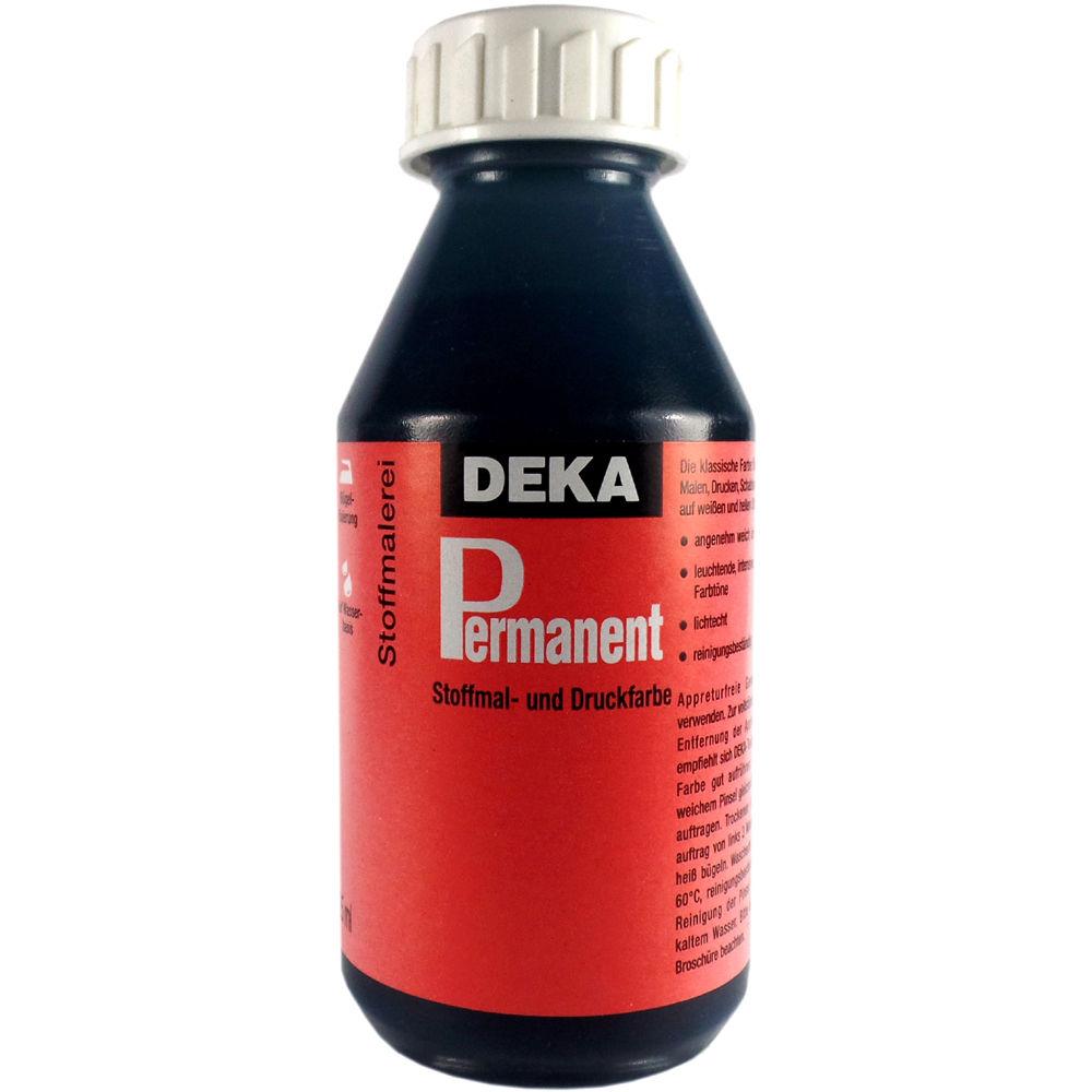 Tygfärg DEKA Perm. 125 ml Petrol  2057