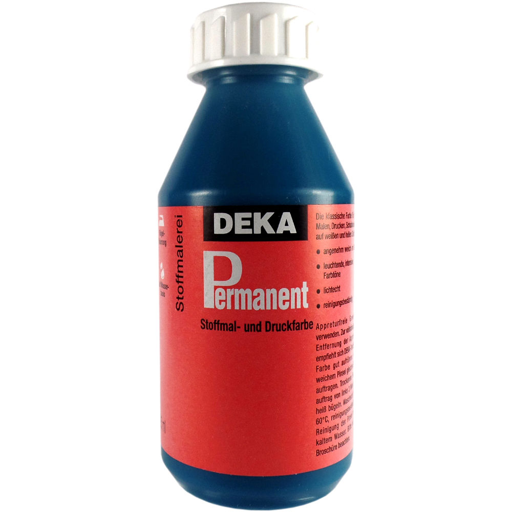 Tygfärg DEKA Perm. 125 ml Turkos  2058