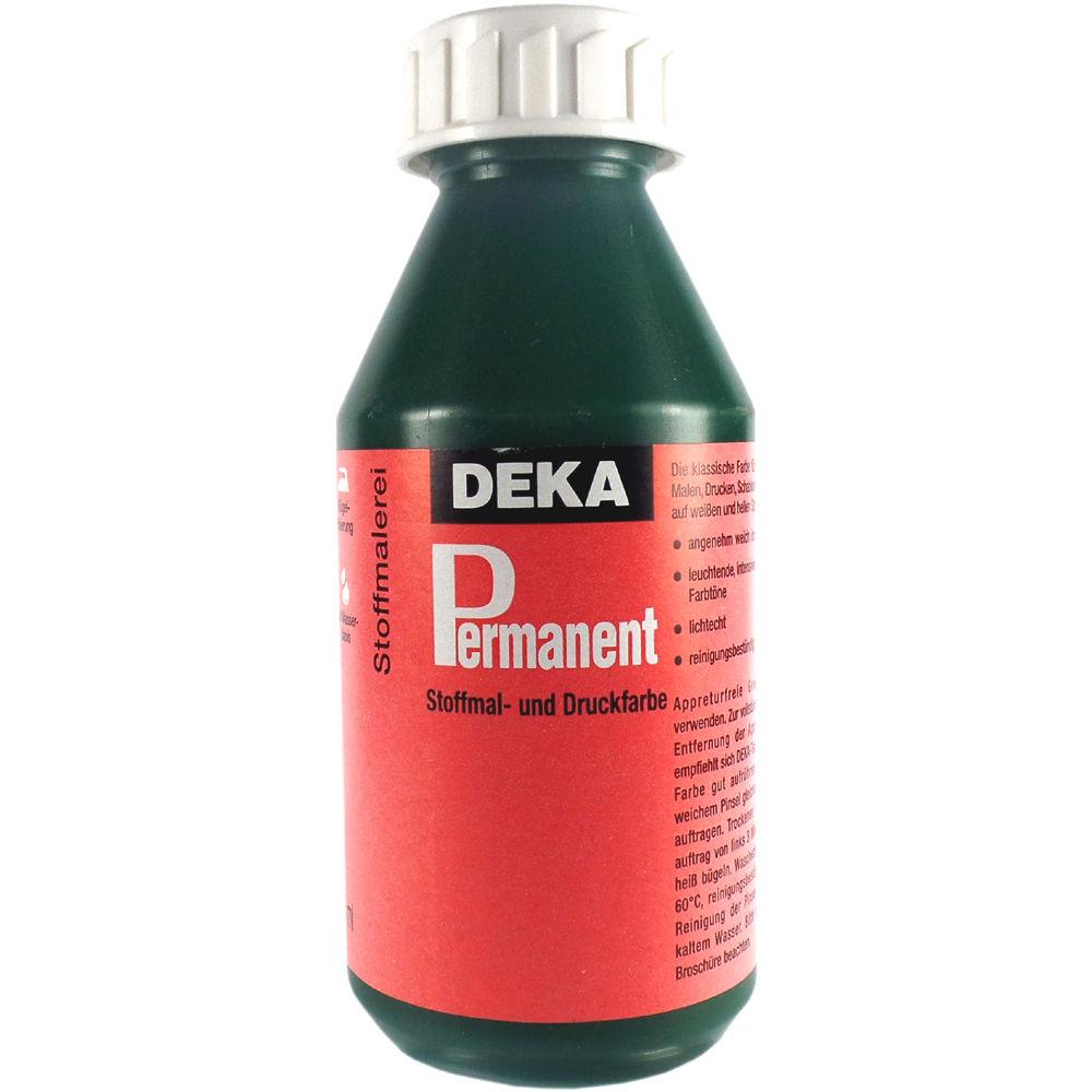 Tygfärg DEKA Perm. 125 ml Grön  2064
