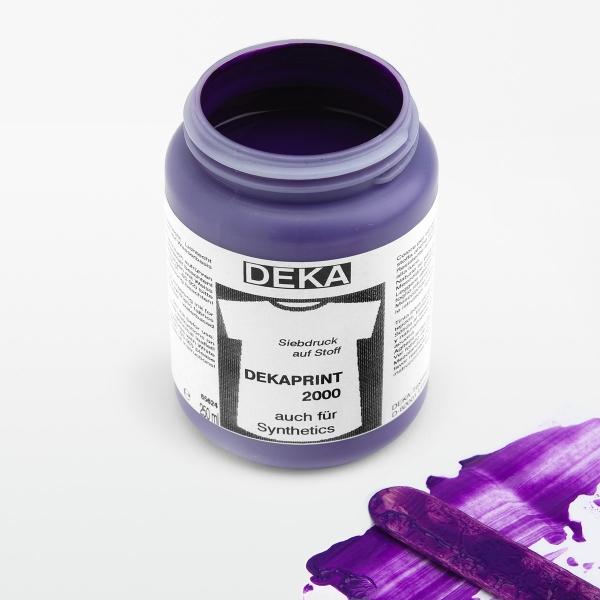 Tygfärg DEKA Print 250 ml Lila 65633