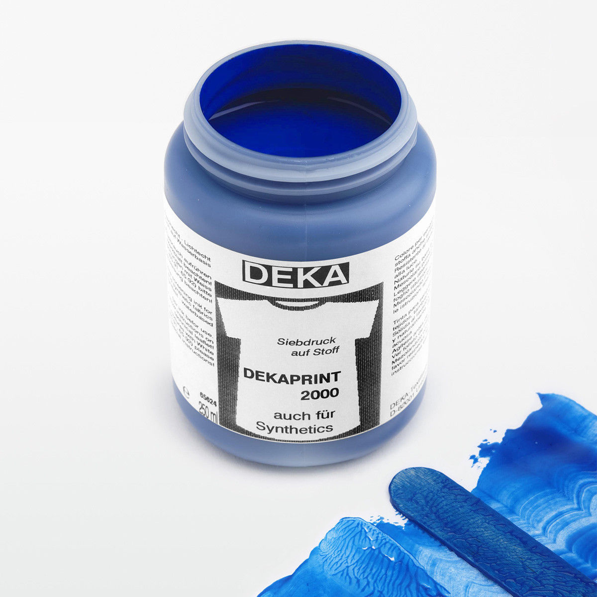 Tygfärg DEKA Print 250 ml Ljusblå 65642