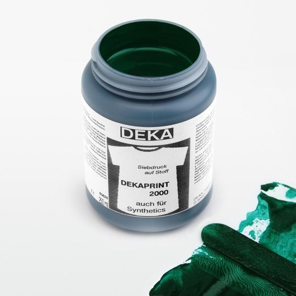 Tygfärg DEKA Print 250 ml Gräsgrön 65665