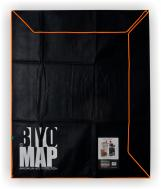 Mapp Biyomap 140x160cm Orange Best.vara
