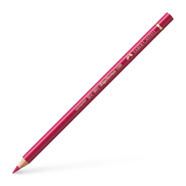 Färgpenna Faber-Castell POLYCHROMOS 127 pink carmine (6F)