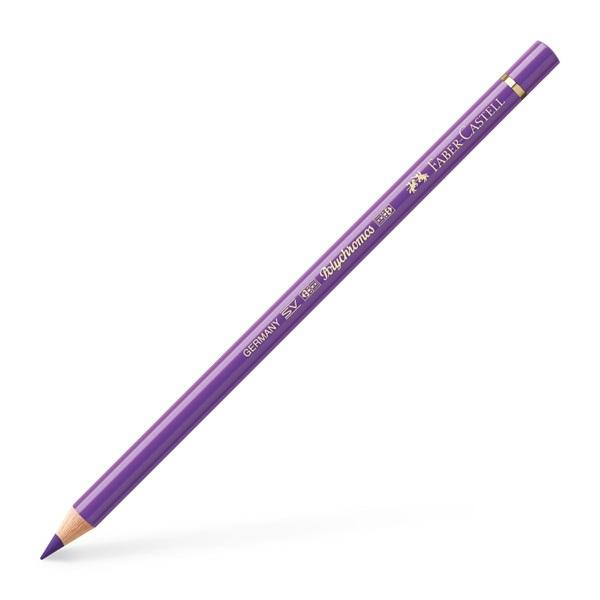 Färgpenna Faber-Castell POLYCHROMOS 138 violet (6F)