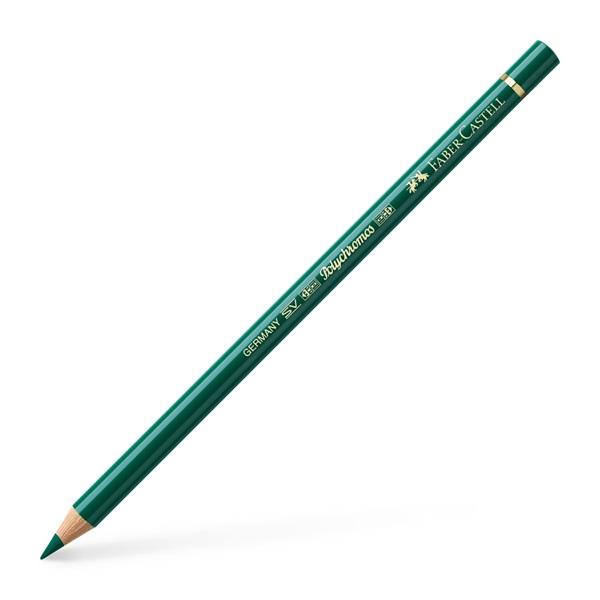 Färgpenna Faber-Castell POLYCHROMOS 159 Hooker´s green (12F)