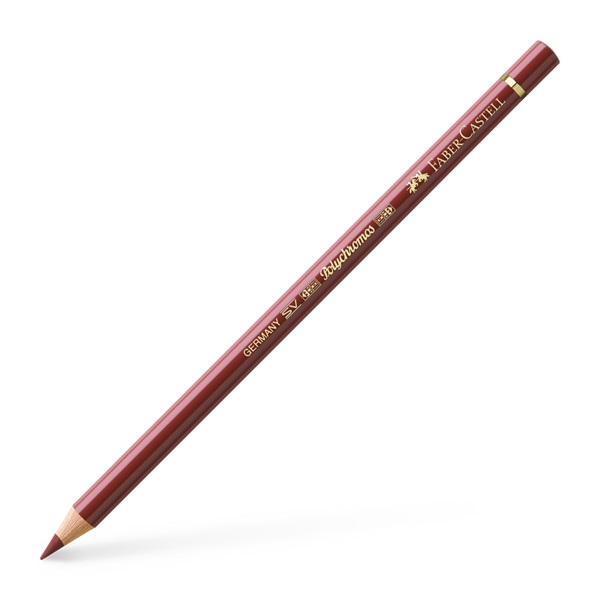 Färgpenna Faber-Castell POLYCHROMOS 192 Indian red (6F)