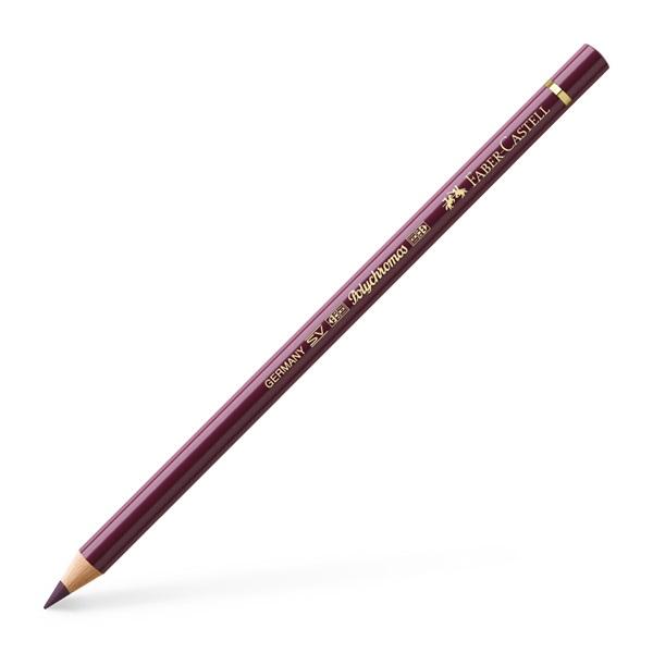 Färgpenna Faber-Castell POLYCHROMOS 194 red-violet (6F)