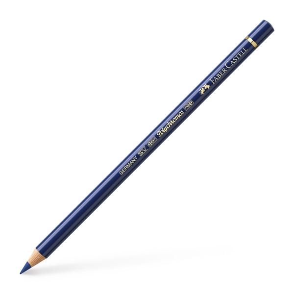 Färgpenna Faber-Castell POLYCHROMOS 247 indanthrene blue (6F)