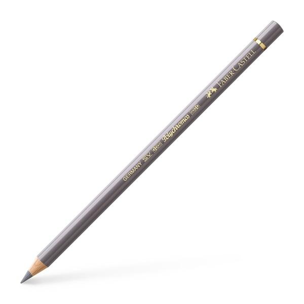 Färgpenna Faber-Castell POLYCHROMOS 273 warm grey IV (6F)