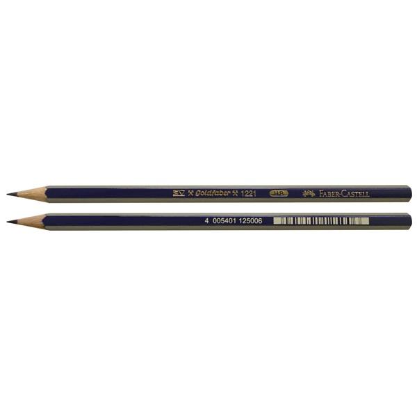 Blyertspenna Goldfaber 1221 HB (12F)