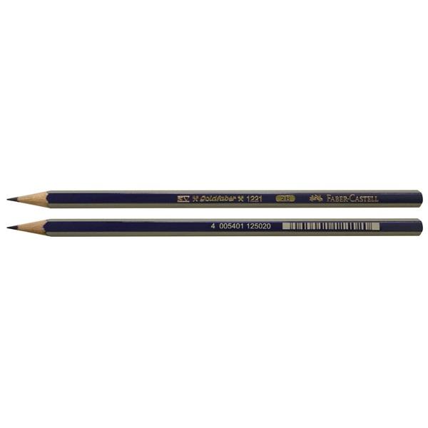 Blyertspenna Goldfaber 1221 2B (12F)