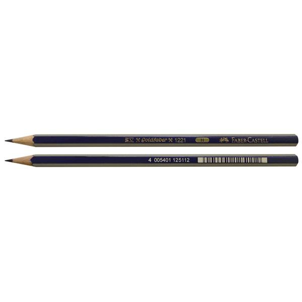 Blyertspenna Goldfaber 1221 H (12F)