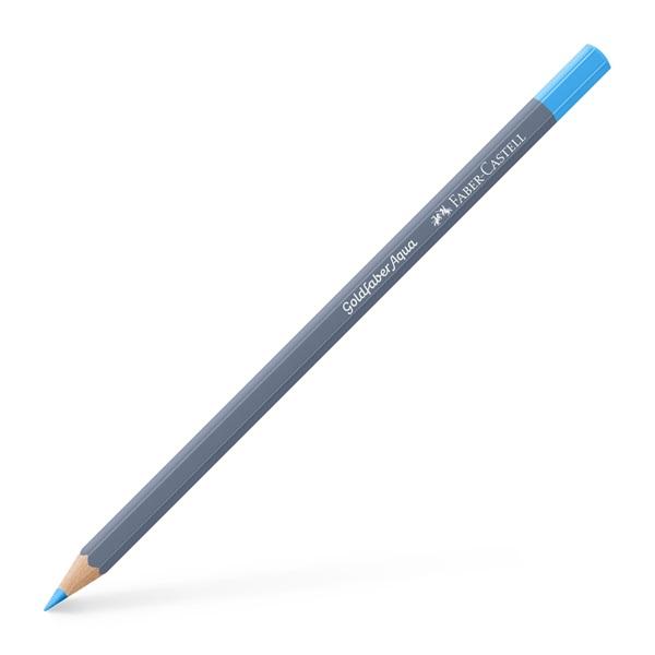 Akvarellpenna Goldfaber Aqua light blue 147 (12F)