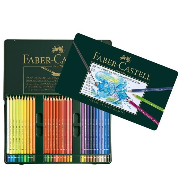 Akvarellpennset Faber-Castell Albrecht Dürer  60 pennor