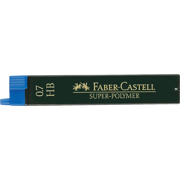 Stift Faber-Castell Lead superpolym. 9067 0,7 HB