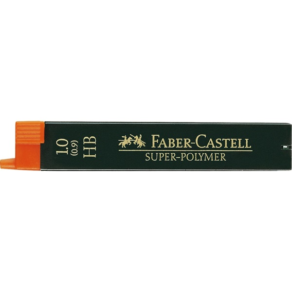 Stift Faber-Castell Lead superpolym. 9069 1,0 HB