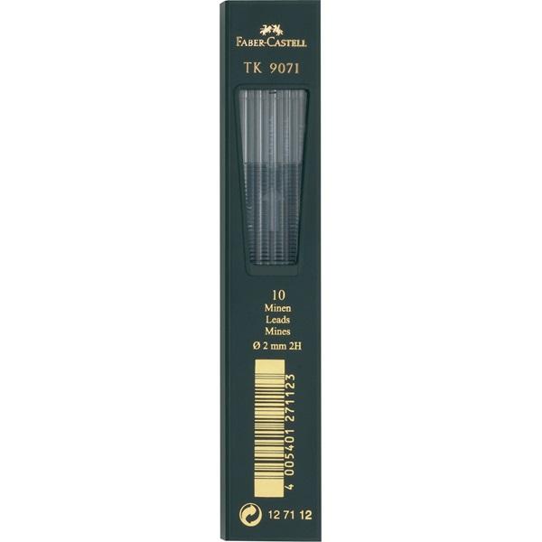 Stift Faber-Castell TK9071 2mm 2H (10F)