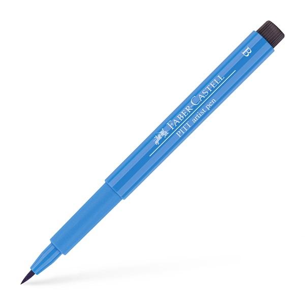 Ritpenna Faber-Castell PITT Artist Brush ultramarine  120 (10F)