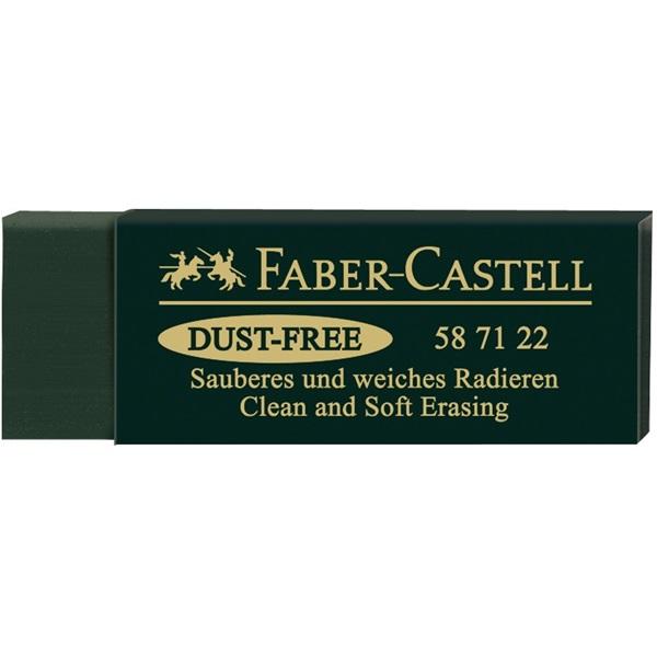 Suddigum Faber-Castell Art Eraser, green (20F)
