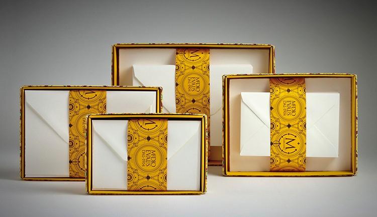 Fabriano Medioevalis Set 20st Enkel kort 260g 115x170 20 kuvert 120x180