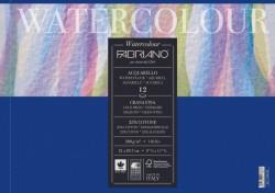 Akvarellblock Fabriano Watercolour 300g 20ark 20x40cm (5F)