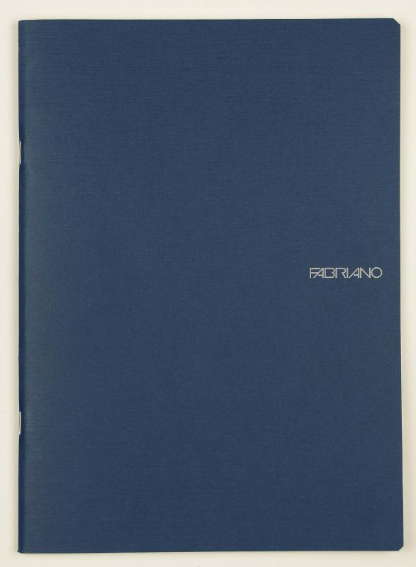 Skrivhäfte Fabriano EcoQua A4 linjerat Blu Utgår