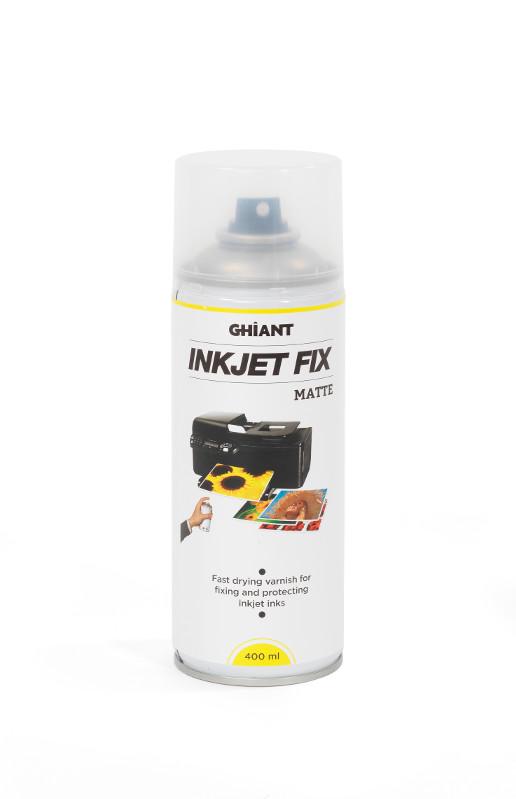 InkJetSpray Ghiant  Fixativ Matt. 400ml (12F)