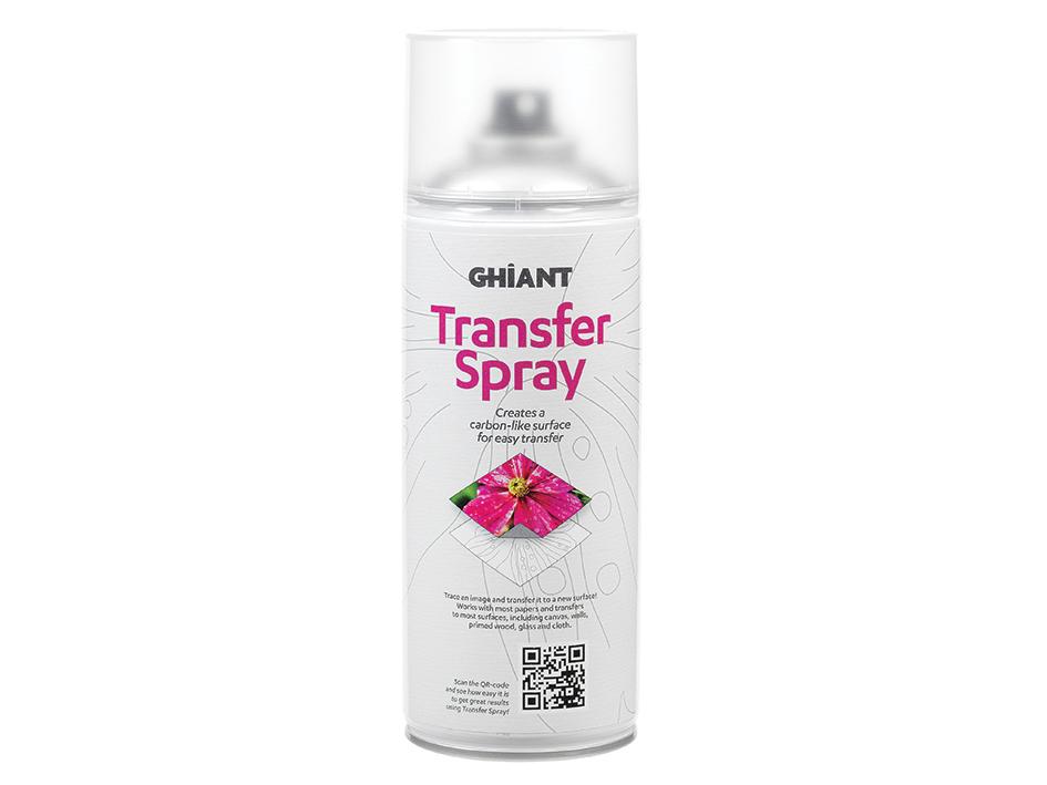 KalkeringsSpray Ghiant Transfer Spray. 400ml. (12F)
