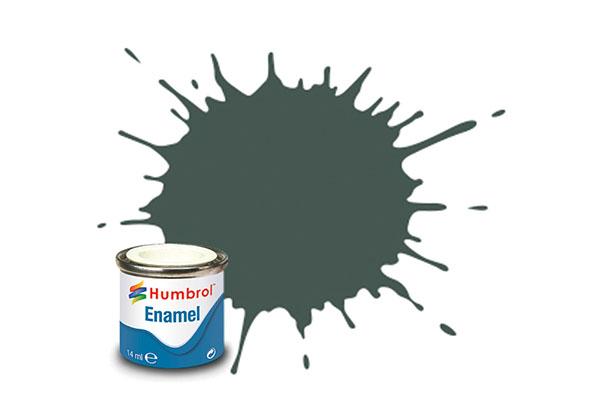 Hobbyfärg Humbrol Enamel Matt  14ml grey primer  1 (6F)