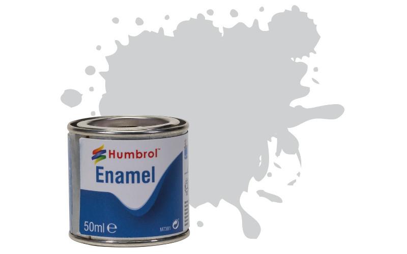 Hobbyfärg Humbrol Enamel Metallic 50ml Silver   11 (AQ0126) (6F)