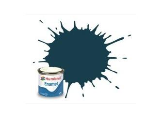 Hobbyfärg Humbrol Enamel Matt  14ml pru blue  230 (6F)