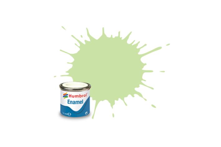Hobbyfärg Humbrol Enamel Matt  14ml pastel green  36 (6F)
