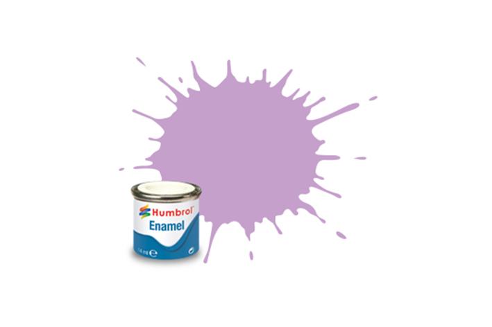Hobbyfärg Humbrol Enamel Matt  14ml violet  42 (6F)