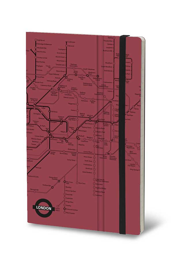 Notebook Underground London (4F)