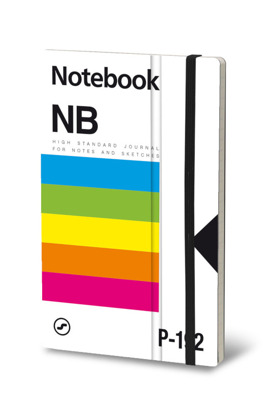 Notebook VHS vit (4F)