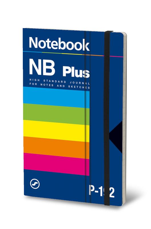 Notebook VHS blå (4F)