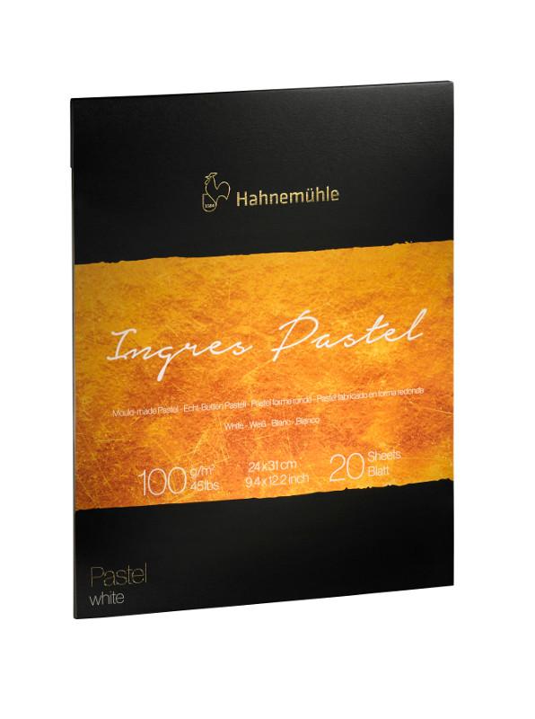 Pastellblock Hahnemühle Ingres 100 30x40cm Vita 20ark