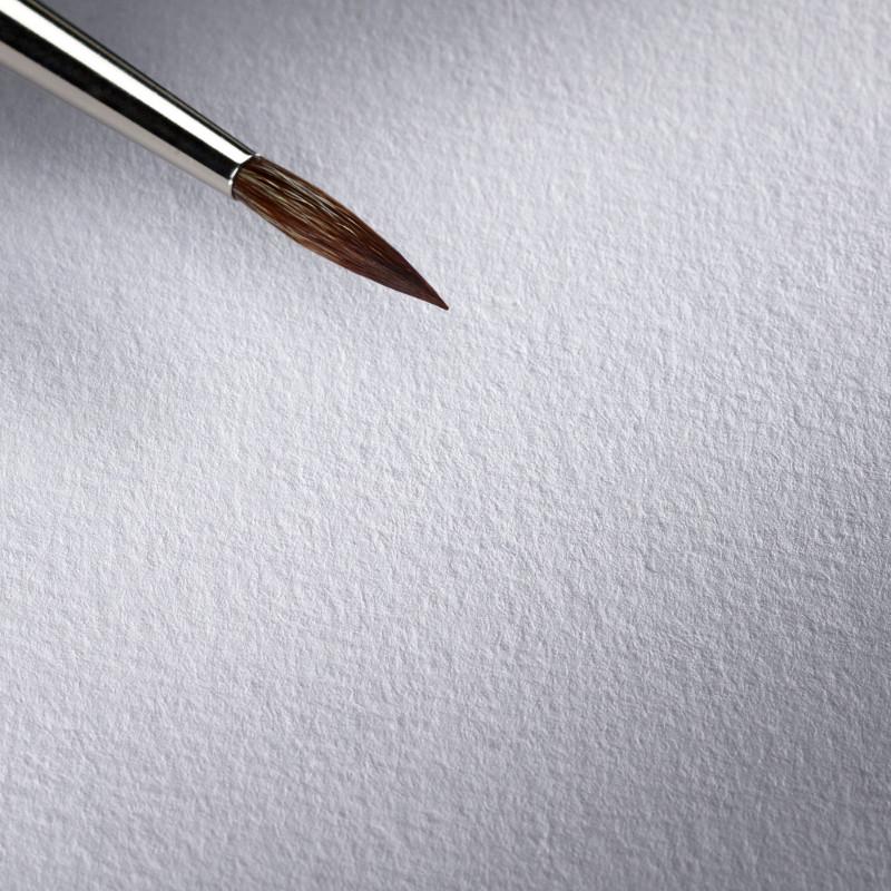 Akvarellbok Hahnemühle Toned Watercolour 200g 14x14cm Grey