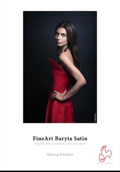 Inkjet Hahnemühle FineArt Baryta Satin 300g A2  25 ark