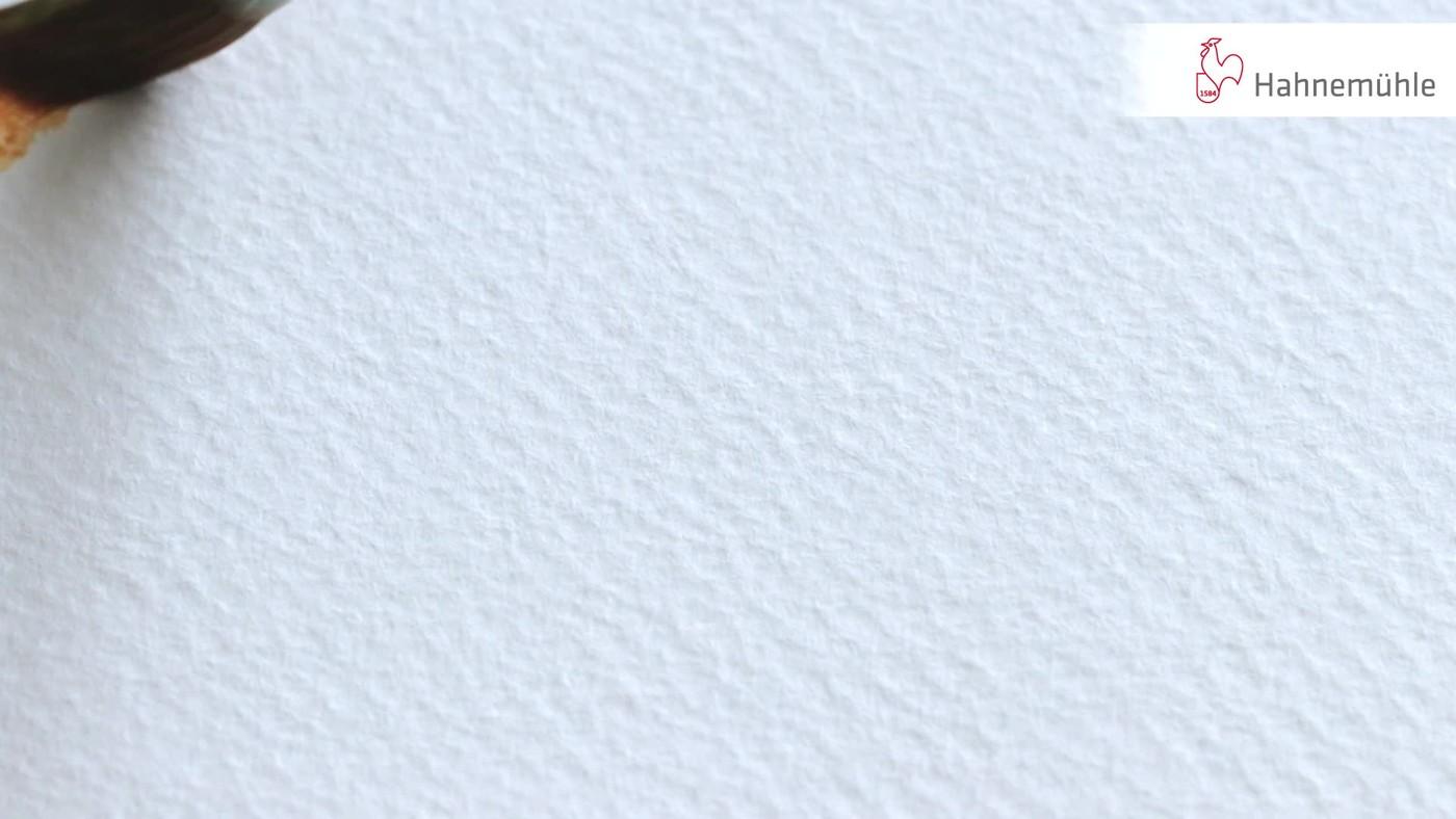 Akvarellpapper Hahnemühle Harmony 300g Rough 50x65cm (10F)