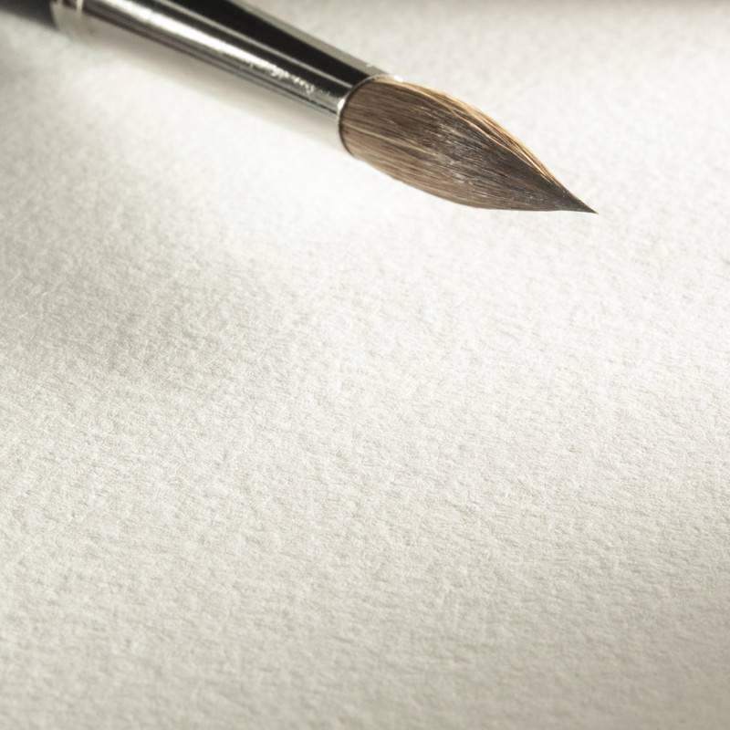 Akvarellpapper Hahnemühle Leonardo 600g Cold Pressed 56x76cm (5F)