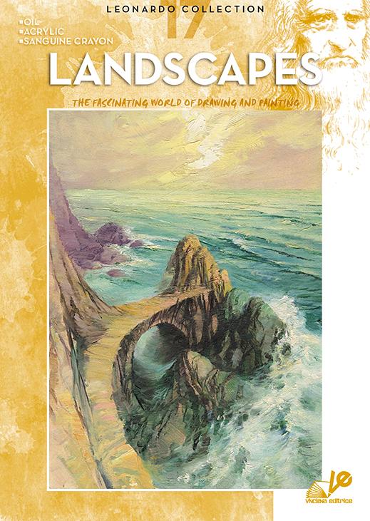Litteratur Leonardo Bok - nr 17 Landscapes