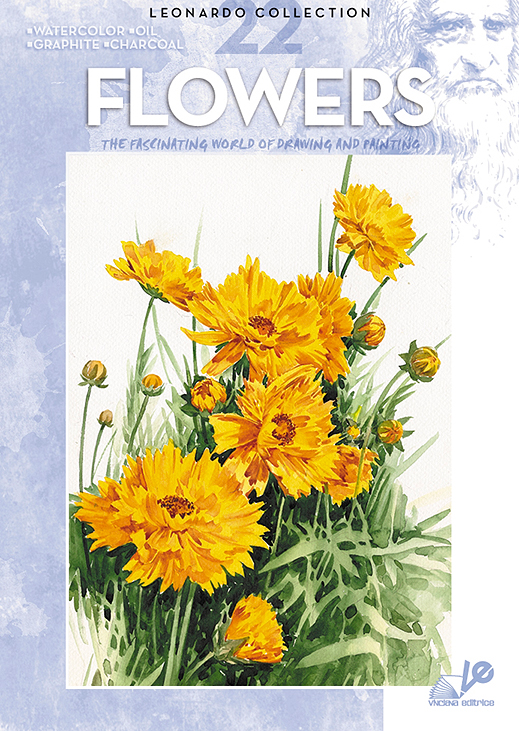 Litteratur Leonardo Bok - nr 22 Flowers