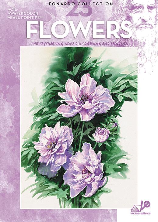 Litteratur Leonardo Bok - nr 23 Flowers