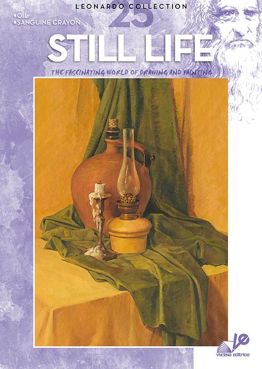 Litteratur Leonardo Bok - nr 25 Still life