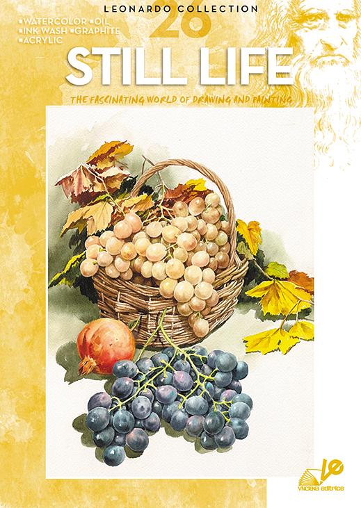 Litteratur Leonardo Bok - nr 26 Still life